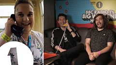 Bastille's surprise phonebox call