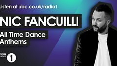 All Time Dance Anthems: Nic Fanciulli