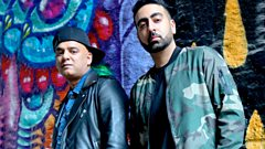 Panjabi Hit Squad Summer Switch mix