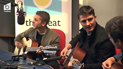 The Sherlocks perform 'Chasing Shadows' and 'Will You Be There' for The Beat at the BBC.