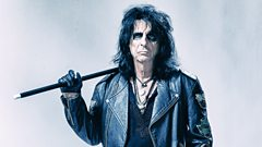 "Alice Cooper: ""We had a world full of Peter Pans and no Captain Hooks..."""