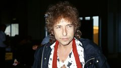 Why it's pointless trying to interview Bob Dylan!