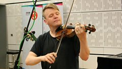 Pekka Kuusisto: Tango for violin – and whistling