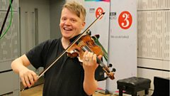 A lively rendition of folk songs from Pekka Kuusisto