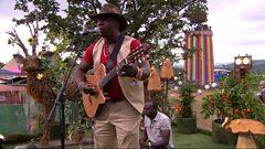 Vieux Farka Touré - Ni Negaba (Glastonbury Session)
