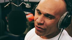 """""""I've got it all on VHS!"""" - Goldie remembers playing the Pyramid stage in 1994"""