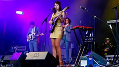 """""""When people asked me if I was a feminist I knew I'd made a good record"""" - Angel Olsen at Glastonbury"""