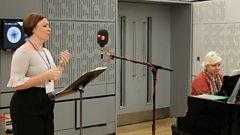 Welsh soprano Natalya embracing slavic melancholy