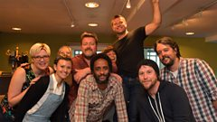 Elbow live in Saturday Session