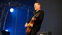 Bryan Adams in conversation with Andrew Easton