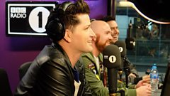 The Script play My Band or Boy Band