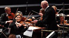 BBC Proms - Mozart: Violin Concerto No 3 in G major, K 216 (Prom 3)