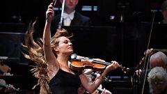 Shostakovich: Violin Concerto No. 1 in A minor – excerpt (Prom 6)