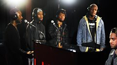 Goldlink - Roses (Outkast cover) ft. Hare Squead and Masego - Radio 1's Piano Sessions
