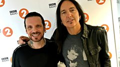 Where did the name Black Star Riders come from?