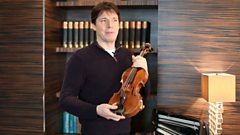 'This has got to be my violin' - Joshua Bell