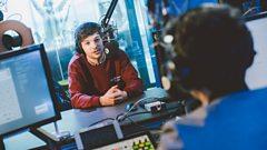 Louis Tomlinson tells Matt some never heard before stories