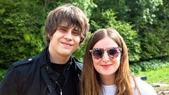 """Something's always around the corner to give you inspiration"" - Jake Bugg at LeeFest"