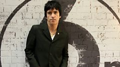 """That's Johnny Marr that is"""