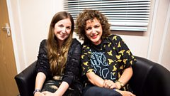 """""""You always need sunglasses because you never know when you'll be going back to your tent"""" – Annie Mac's festival tips"""