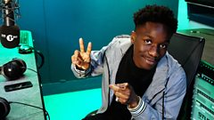 UK MC Tinchy Stryder celebrates 15 Years Of BBC Radio 1Xtra - #1XtraAt15