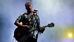 Highlights of Queens of the Stone Age at Reading + Leeds 2017