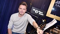 Watch Shane Filan perform Unbreakable