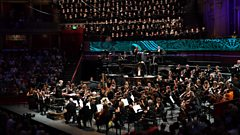Highlights of the First Night of the Proms 2017