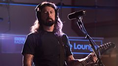 """Naked guy was the cherry on the top"" - Dave Grohl on Foo Fighters' Glastonbury headline set"