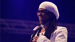 'My first audition was for Sesame Street' - Nile Rodgers