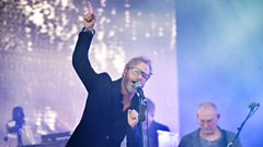 """This rock band is where we can be reckless and idiots""  - Matt Berninger on being in The National in 2017"