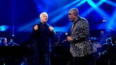 Tom Jones & Sam Moore: I Can't Stand Up For Falling Down (Prom 65)
