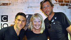 Liz chats to Andy and Tom from Groove Armada and discovers how their song At The River came about