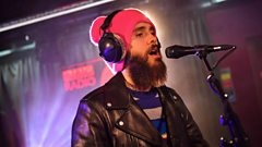 Jared Leto talks Live Lounge preparation with Grimmy