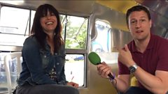 Imelda May interviewed at Lakefest