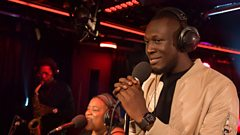 """If you are in the same category as Ed Sheeran, you're doing good"" – Stormzy"