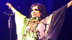 Mandy Parnell: What is it like to work with Björk?