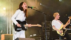 Nihal Arthanayake catches up with Wolf Alice