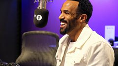 What Craig David gets up to in the shower