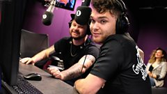 A thrilling insight into what Royal Blood do with their headphones