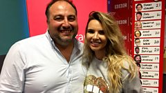 Ex-Girls Aloud Nadine Coyle on why the split was acrimonious - and how she found out