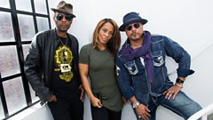 Shalamar talk to Steve about performing at BBC Radio 2's All-Star Party!