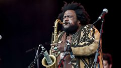 'Living in Los Angeles is like living in the most amazing symphony' - Kamasi Washington