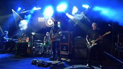 Mogwai at 6 Music Live in 30 Seconds