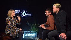 Joe and Gus from alt-J on their musical influences