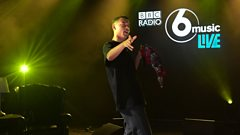 Loyle Carner at 6 Music Live in 30 Seconds