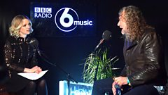 """(Elvis) sent for us, so we ended up with him in his hotel suite"" - Robert Plant on the music that's meaningful to him"