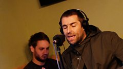 Liam Gallagher covers Natural Mystic