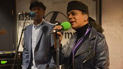 "Pauline Black ""we started the whole thing because we took an anti-racist stance and an anti-sexist stance"""