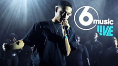Loyle Carner talks to Clare Crane about his 6 Music Live performance